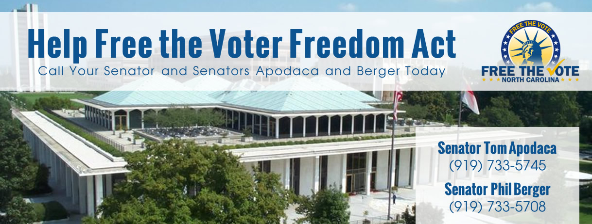 Free Voter Freedom Act